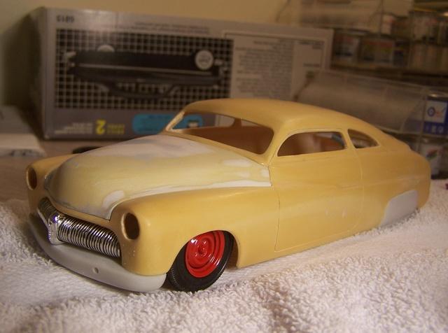 Mercury Sedan 49  05312