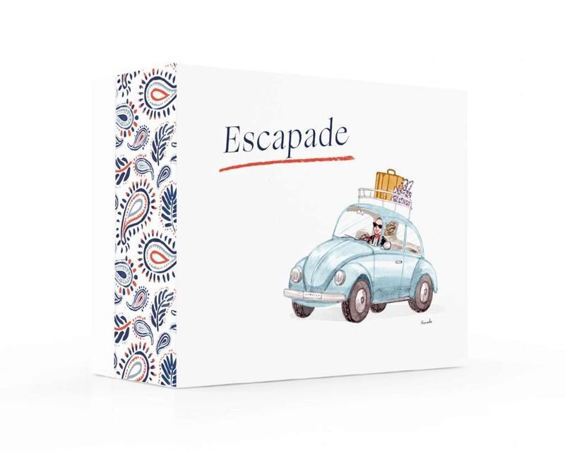 "[Avril 2018] My Little Box ""Escapade Box"" Facing10"