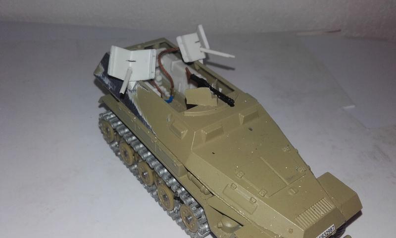 Sd.kfz 251/16 sur base solido 20180423