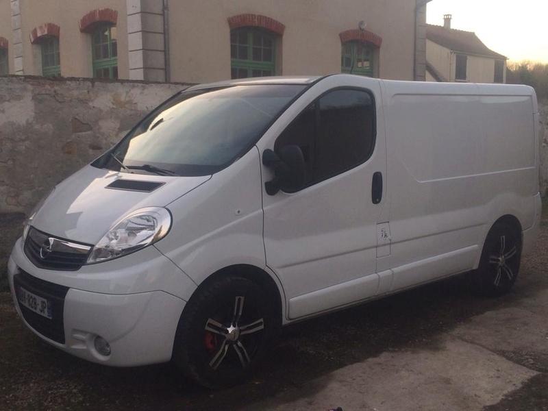 (A la casse) - Mon second véhicule, Opel Vivaro 2.0 115 19028310