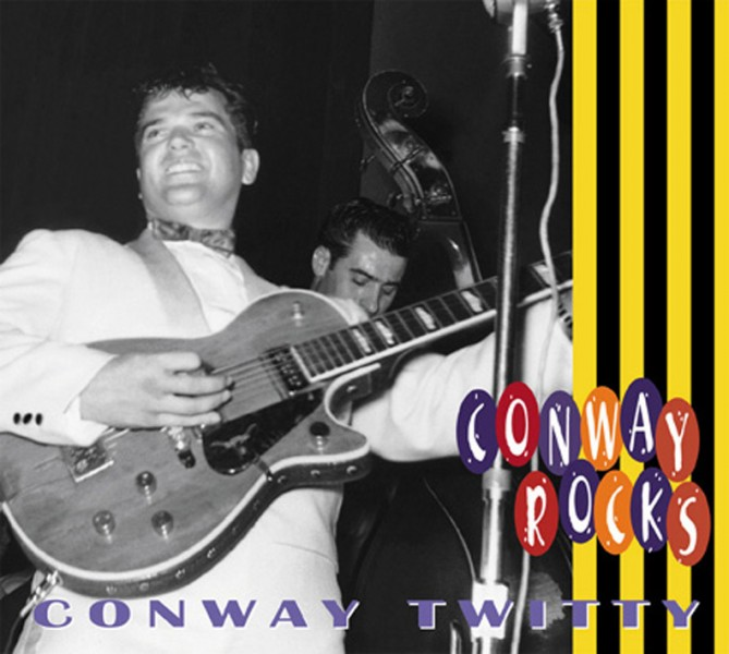 Conway Twitty Bcd16610