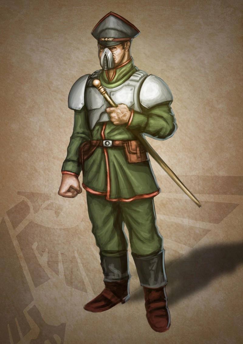 [FACTION] Garde Impérial :Les Jagers Augrians Morzen10