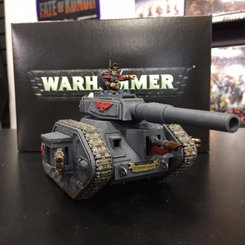 [FACTION] Garde Impérial :Les Jagers Augrians Panzer10