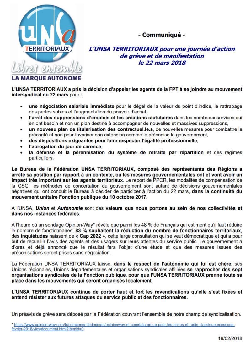 TOUS en grève le 22 mars : pour un printemps de la fonction publique - Page 3 Captur30