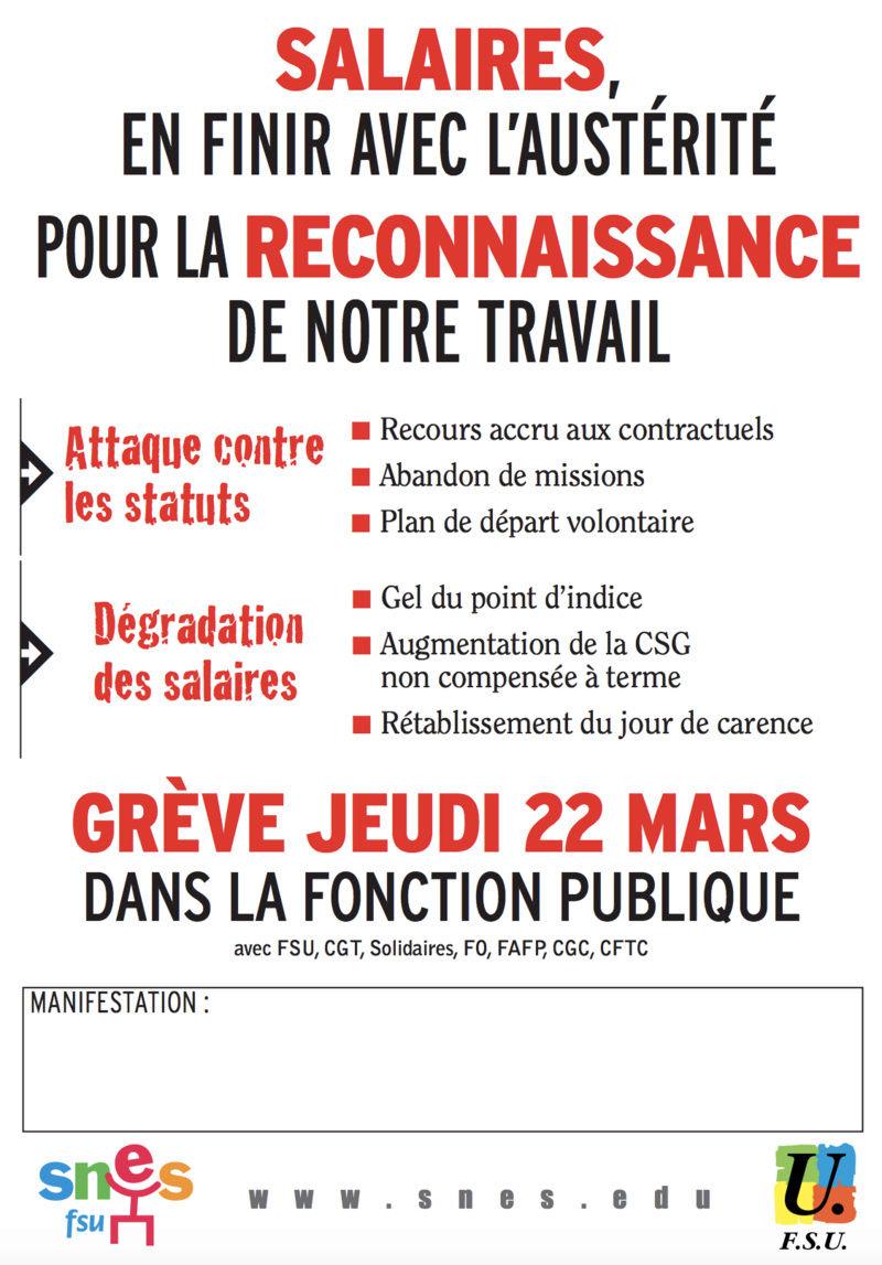TOUS en grève le 22 mars : pour un printemps de la fonction publique - Page 15 Captur35