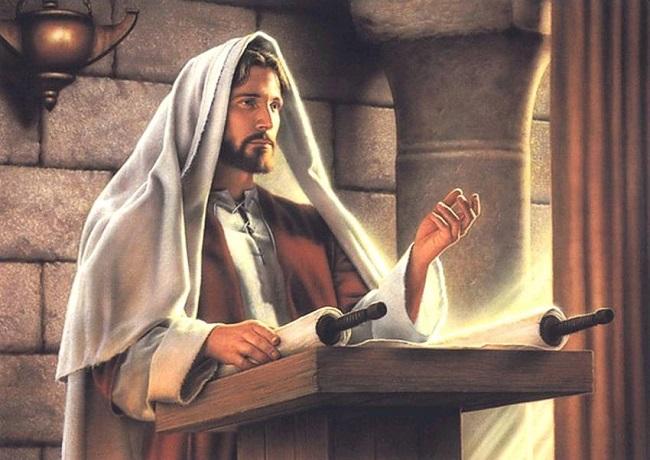 Le juif Jésus (Yeshua) des Evangiles n'est pas le Jésus (Issa) du coran.  Jesus-16