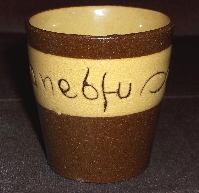 Cumnock pottery, Ayrshire (Scotland). 100_3611