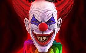 Destination surprise. Clown_10