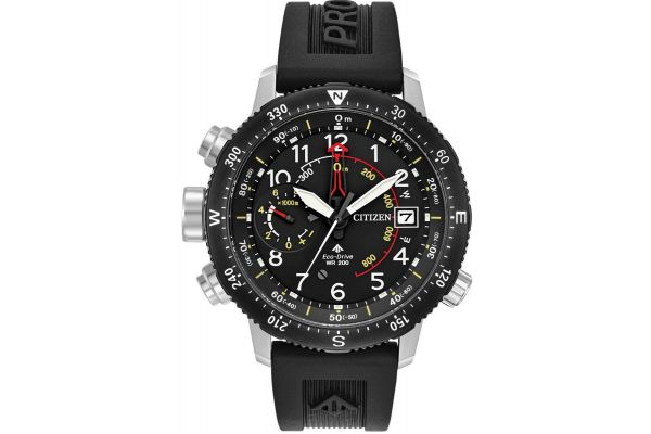 citizen - Nouvelle Citizen Promaster Altichron  Alti110