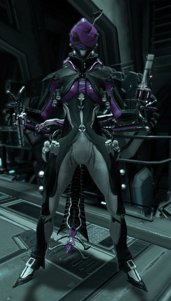 Warframe Fiction : The Dream of an Equilibrium Axelle10