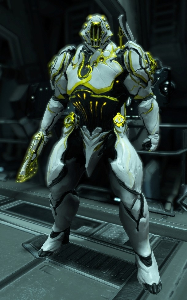Warframe Fiction : The Dream of an Equilibrium Eric10