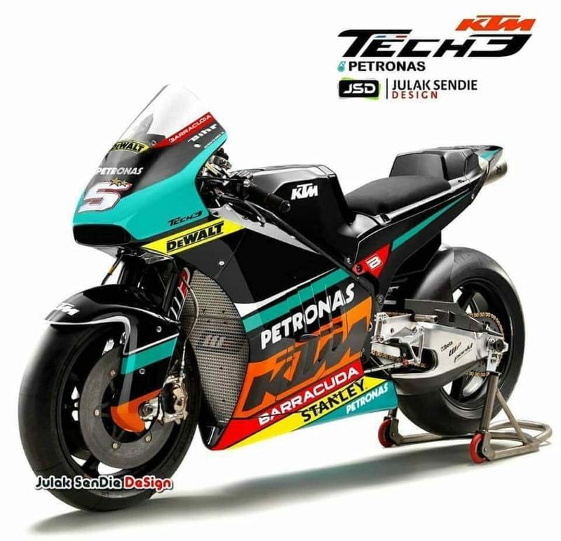 Tech 3 et Yamaha se séparent... Image110