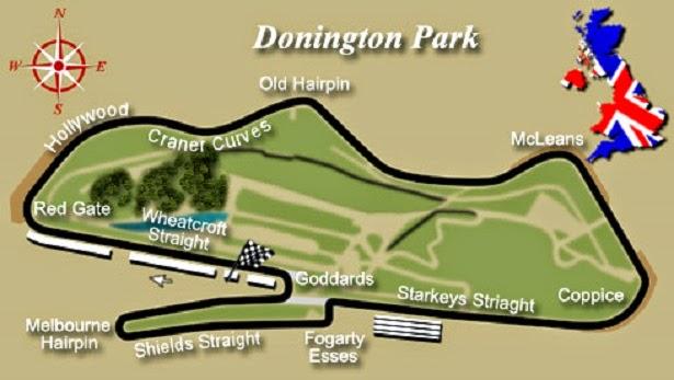 Carrera 4 DTM 2018 - Donington Park (11/06/2018) Doning10