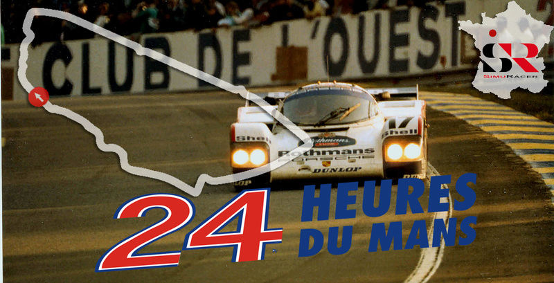 GP LE MANS - COPA PORSCHE 962 Lemans10
