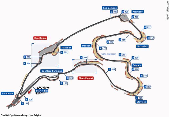 GP BELGICA - COPA PORSCHE 962 Spa-fr10