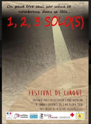 Festival du cirque 1.2.3. solo Festiv10