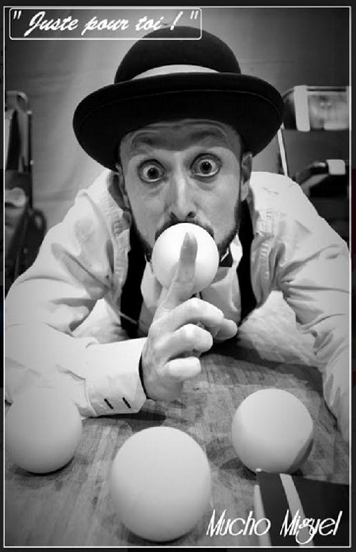 Festival du cirque 1.2.3. solo Festiv14