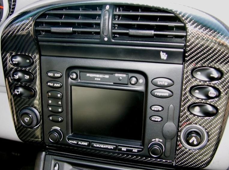 Autoradio GPS 996-0110