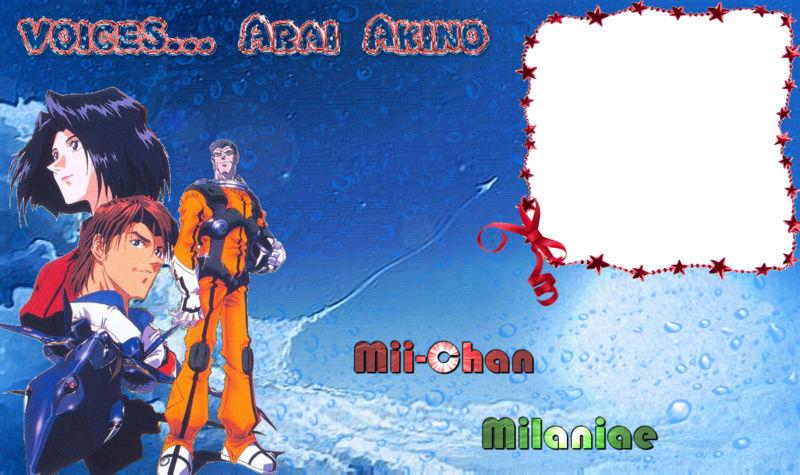 Voices- Arai Akino - Page 2 Voices11