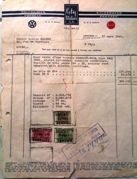 karmann ghia 1960 - Page 16 Karman10
