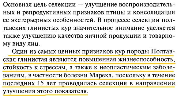 Порода кур Полтавская глинистая - Страница 10 Image_98