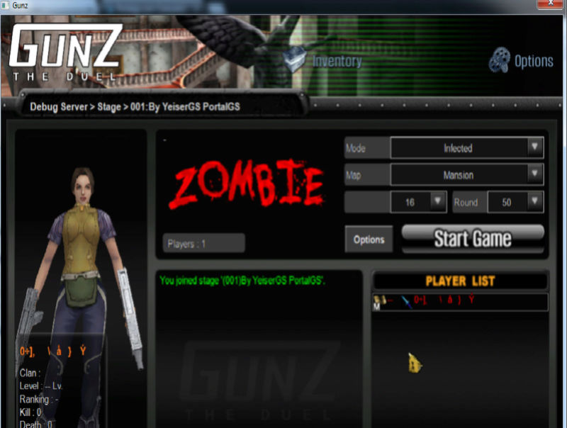Gunz 1.5 Server Files, Cliente y Source (Infected Mode) Sin_ty10