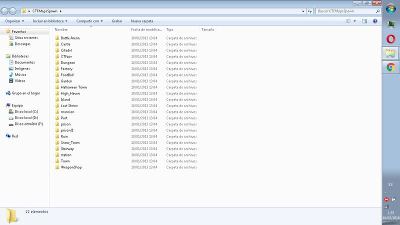 CTF Maps Spawn fix archivos .XML Sin_ty21