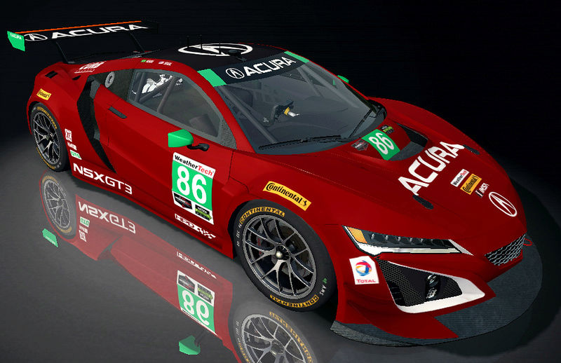 (RELEASE) Acura NSX GT3 - Page 4 8611