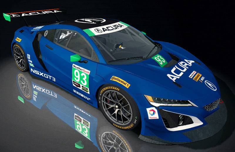 (RELEASE) Acura NSX GT3 - Page 4 9311