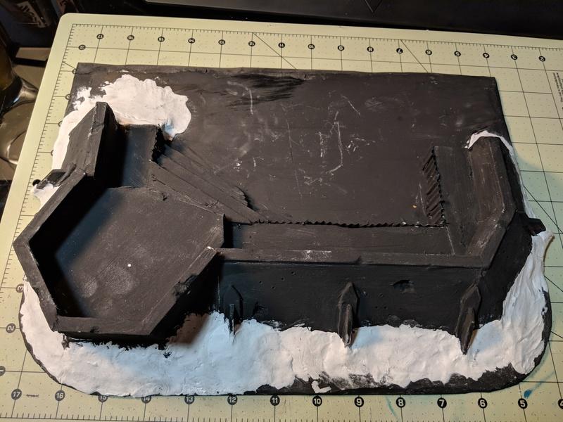 Frozen Death World Gaming Board Mvimg_33