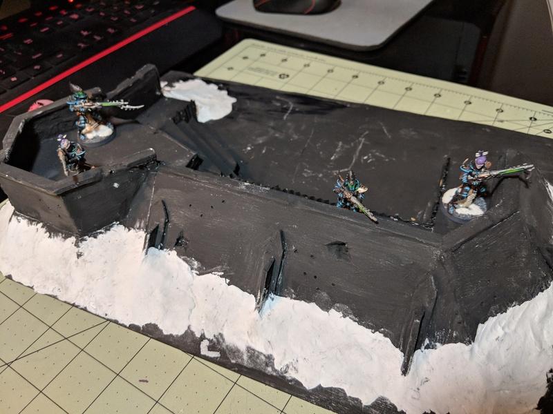 Frozen Death World Gaming Board Mvimg_36
