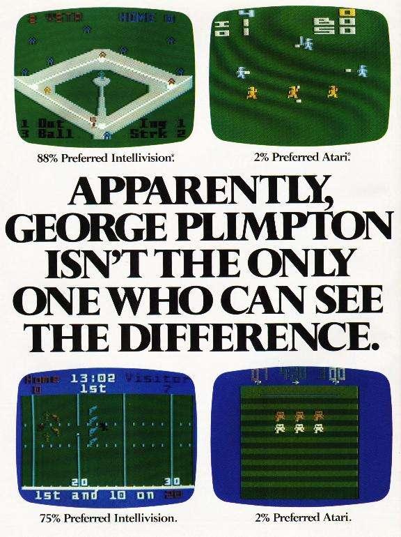 L'Intellivision ou les premières consoles de jeux. Intell11