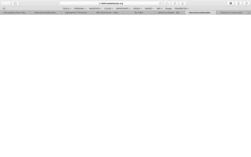 Ya no funciona mi código HTML Captur10
