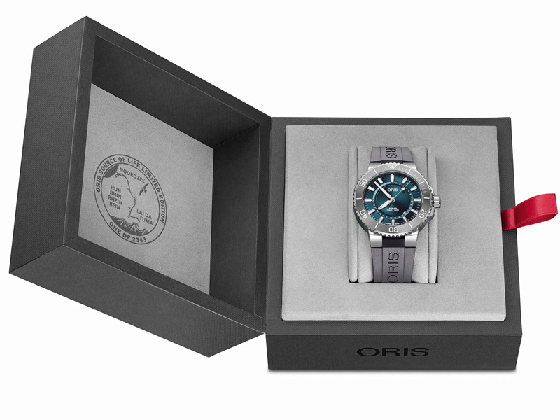 ORIS SOURCE OF LIFE LIMITED EDITION 01-73310