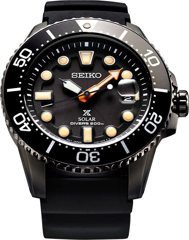 Seiko BLACK SERIE Black310
