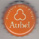 Aubel Triple brasserie grain d'orge Belgique Scan0011