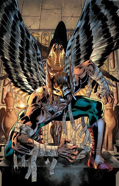 Hawkman (new 2018 series) Hawkma10