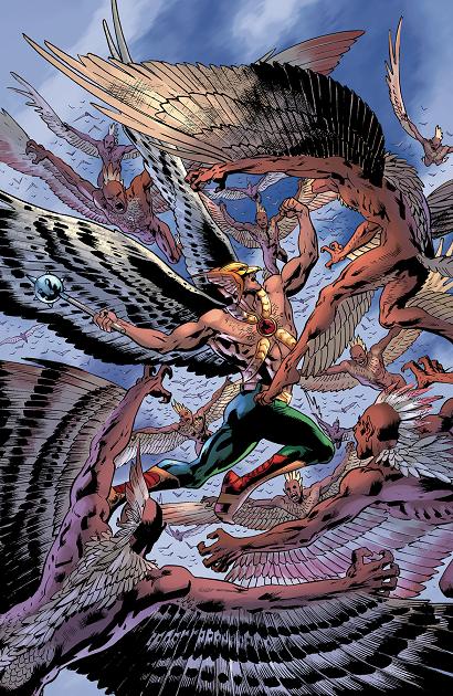 Hawkman (new 2018 series) Hawkma11