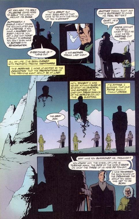 Happy 75th Anniversary Sandman (Wesley Dodds) Jsa_se11