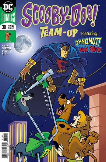 Scooby-Doo! Team-Up thread! Scooby11