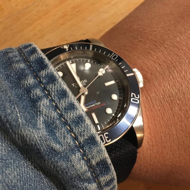 La montre du vendredi, le TGIF watch! - Page 29 B072e710