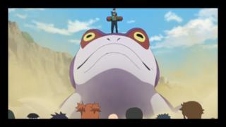 Capacité personnage - Konohamaru Sarutobi Gamago10