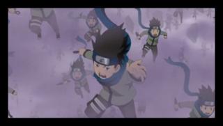 Capacité personnage - Konohamaru Sarutobi Konoha10