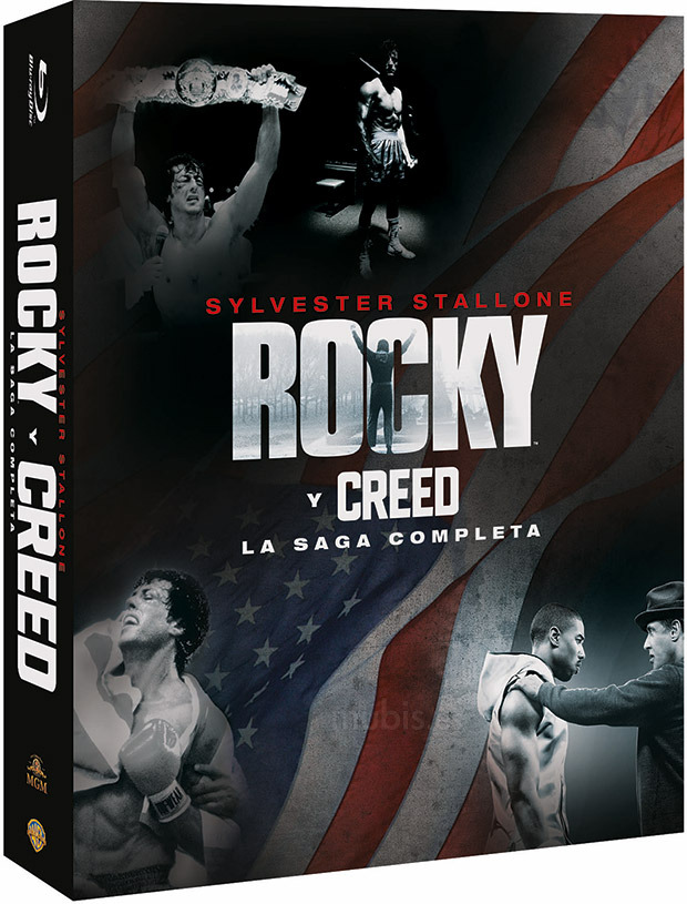 Rocky Intégrale [Digipack] Diseno14