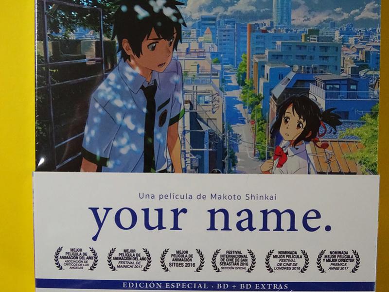 Your Name (Kimi no na wa.)  Fotogr13