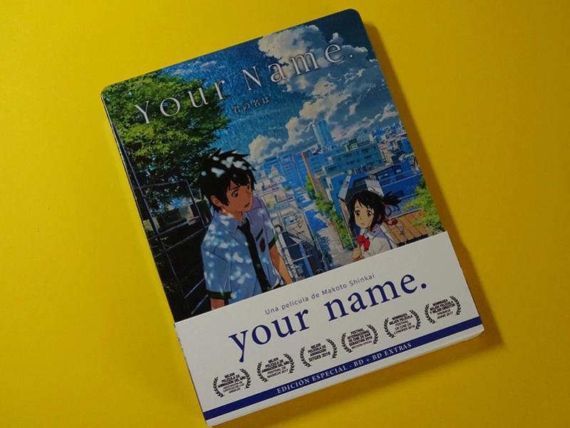Your Name (Kimi no na wa.)  Fotogr15