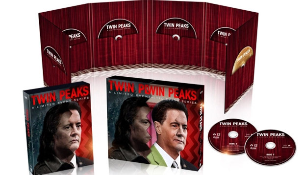 Twin Peaks Saison 3 - The Return (Mystères à Twin Peaks) [Digipack] Primer10