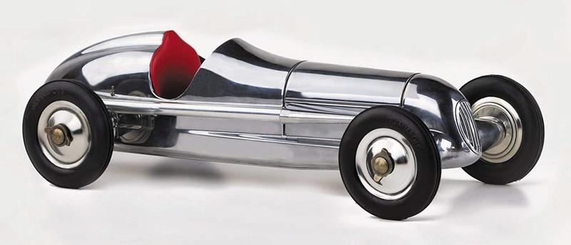 Vintage U control tether car S-l16012
