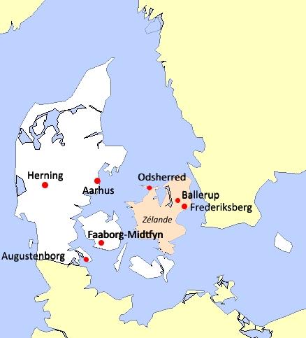 Open Dialogue, Danemark