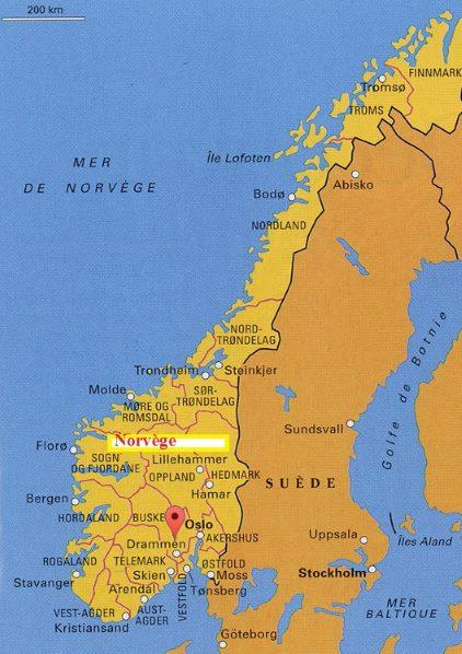 Norvège, Thérapie d'exposition basale